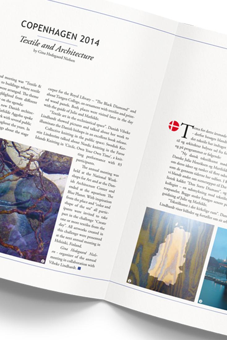 Editorial Design | Artist Network