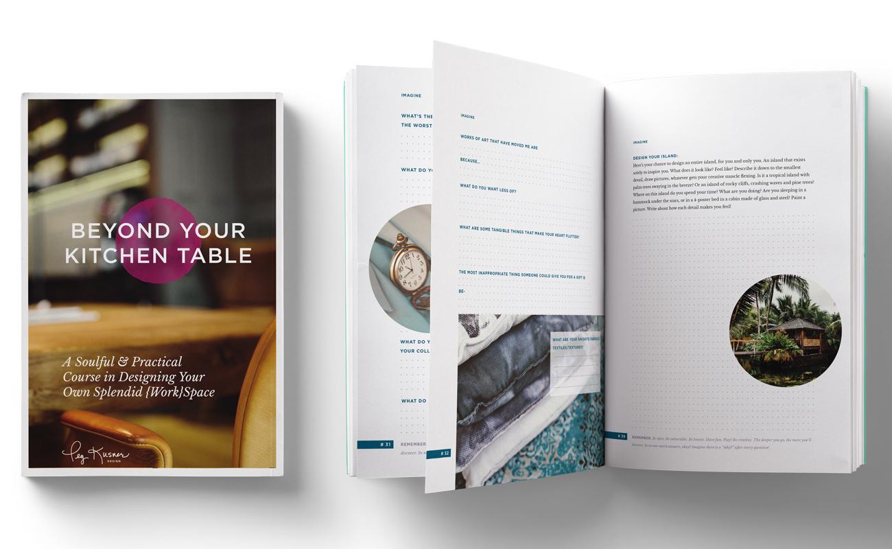 Book Design | Workbook